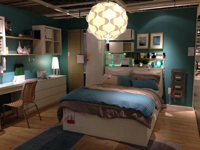 Nice Ikea Brimnes Bed Frame W/storage