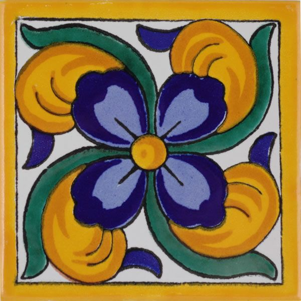 talavera tile resale http://www.mexicantiles.com/ | Mosaicos ...