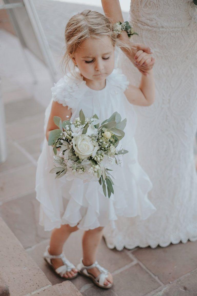 Hochzeits Blumenkinder - Outfitideen für die Blumenkinder an der