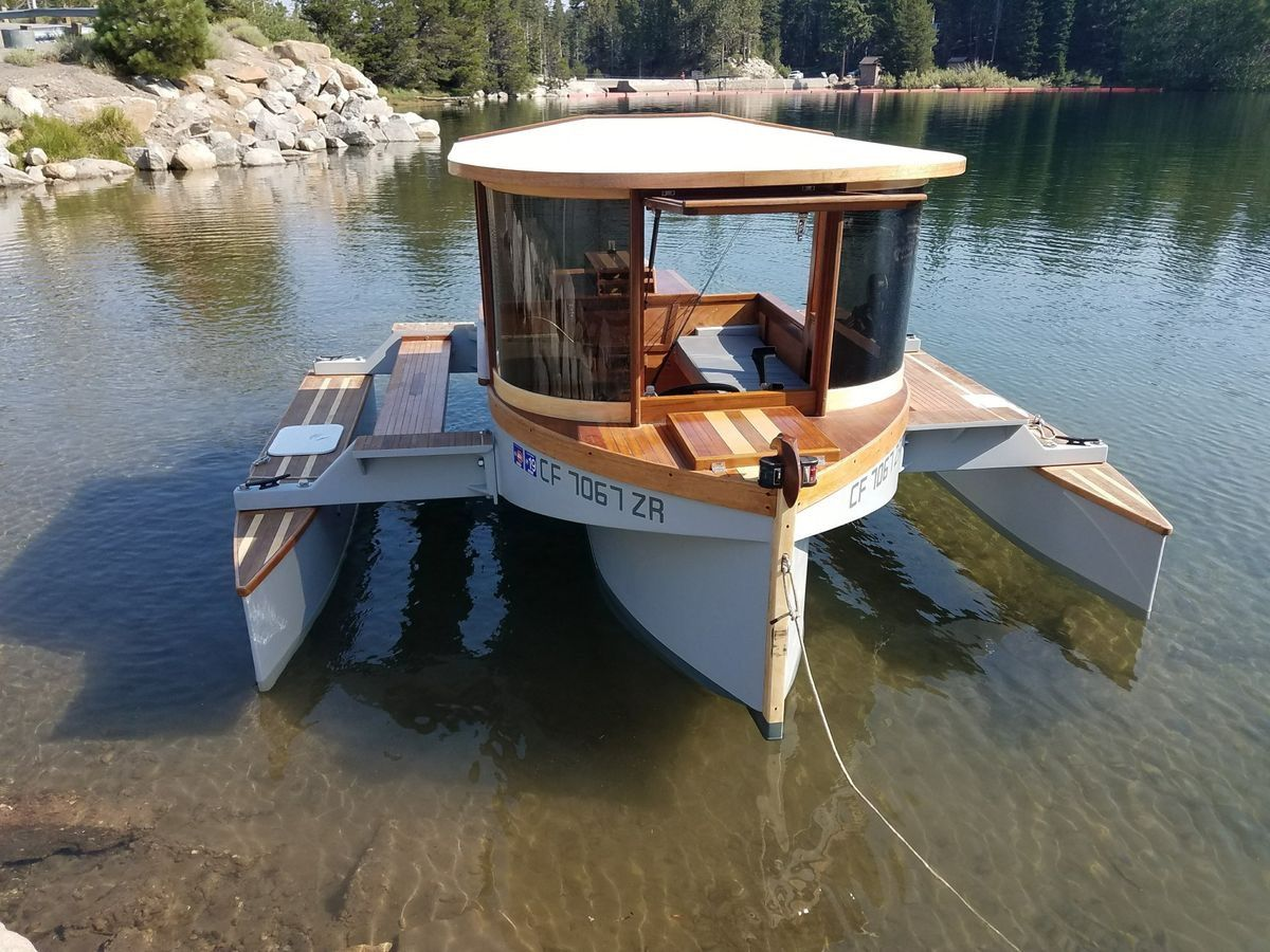 Pin by Oleg on Boats Wood boat building, Boat design