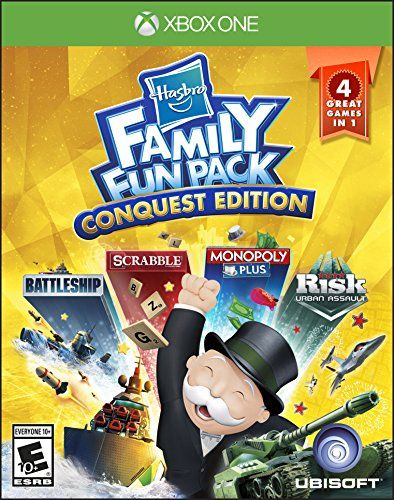 Hasbro Family Fun Pack Conquest Edition Xbox One You Can Get More