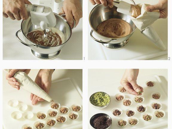 Butter-Trüffel ist ein Rezept mit frischen Zutaten aus der Kategorie Menü. Probieren Sie dieses und weitere Rezepte von EAT SMARTER!