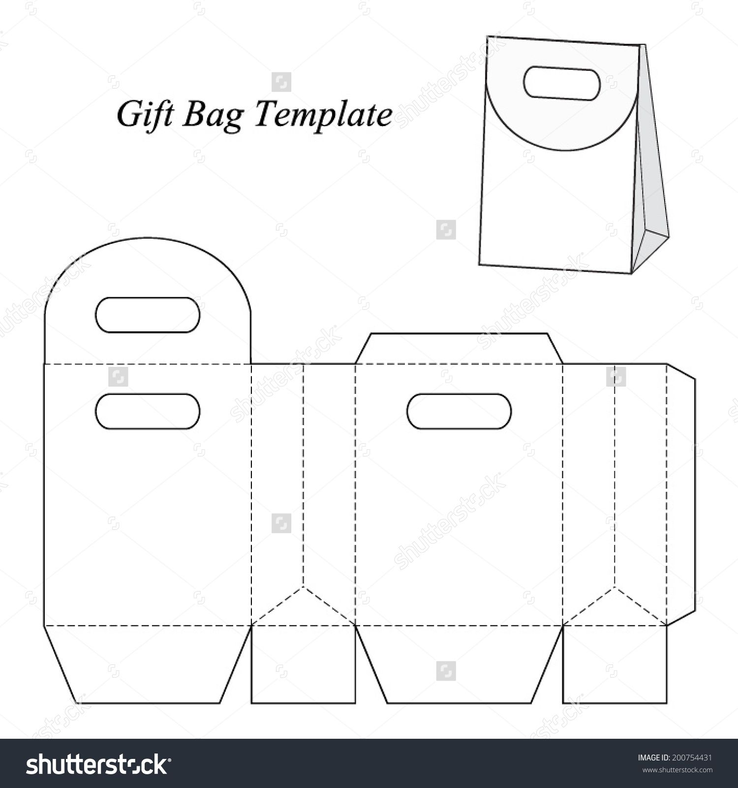 goodie bag template akba greenw co