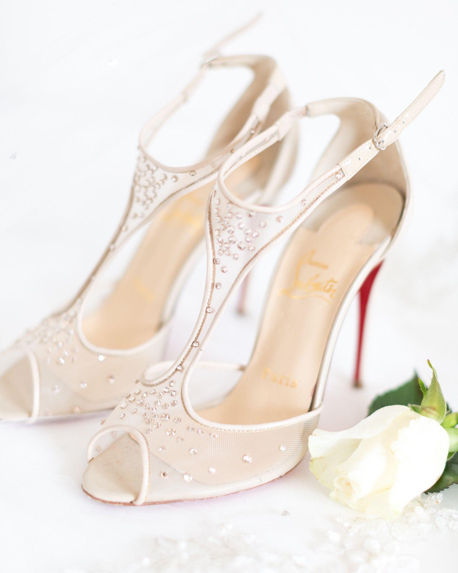 3743de83f062 Louboutin Wedding Shoes
