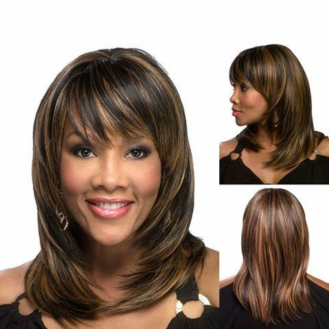 short layered haircut top quality multi layered mixed color 9806 | 799fe86eadeae9806fd1a9d5fcd8b98b