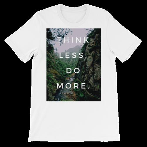 Mountain Pass TLDM Unisex short sleeve t-shirt