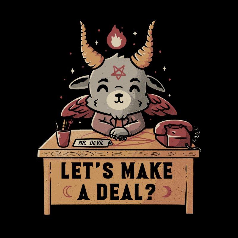 Let's Make a Deal Funny Cute Evil Baphomet