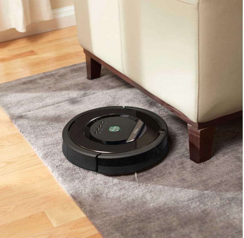 iRobot® Roomba® 880 Vacuum Cleaning Robot Cleaner Black