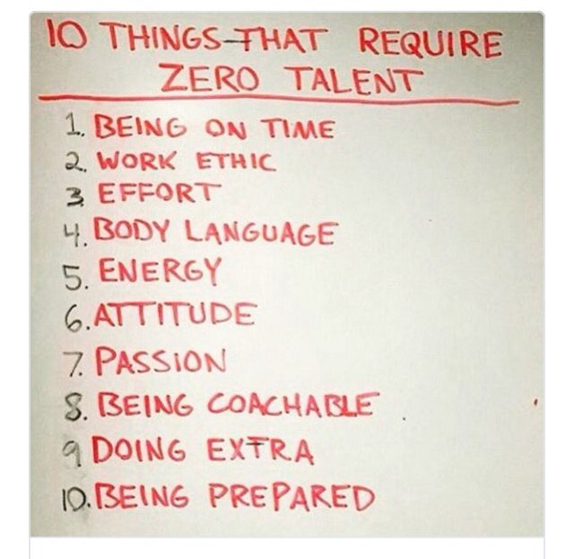 The Only Qualities Necessary To Be A Successful Human Being With