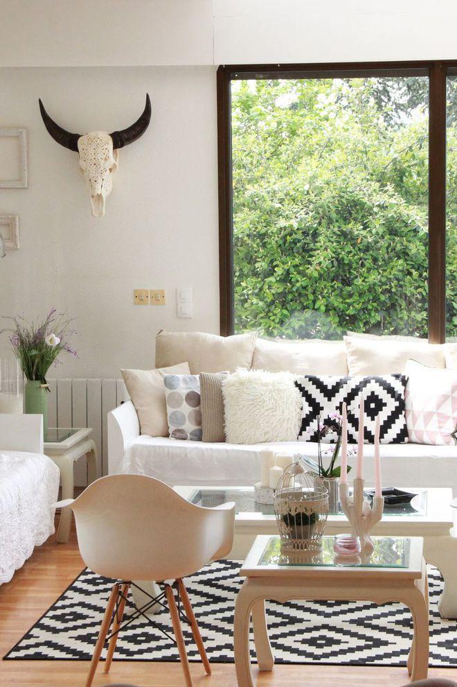 Des salons du0027internautes quu0027on adore Salons, Living rooms and Room - quelle peinture pour bois exterieur