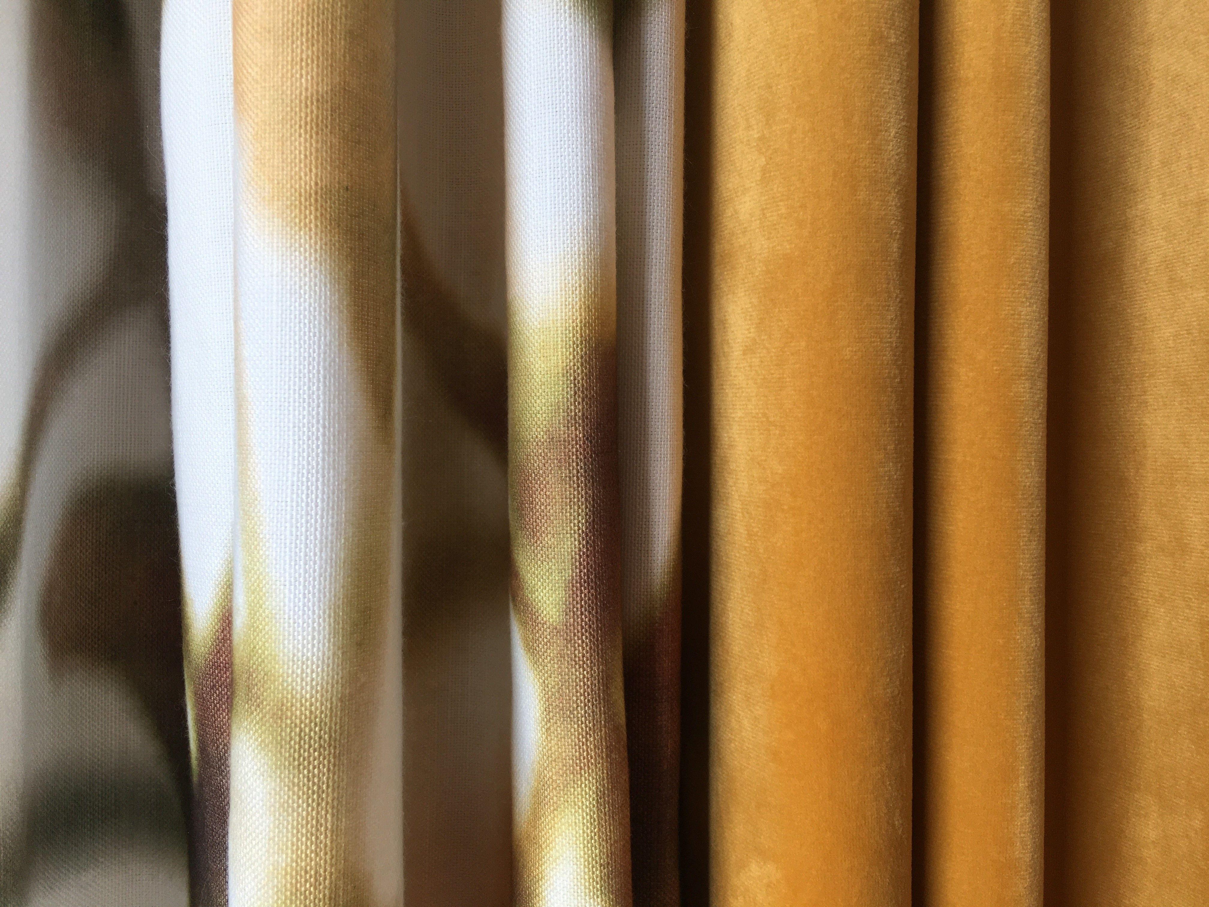 Gordijn toppoint evergreen kleur en isola kleur gordijnen