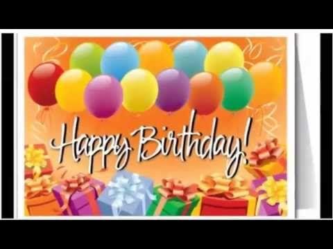 Happy Birthday WishesGreetingsQuotesSmsSayingECard – Birthday Song Greetings