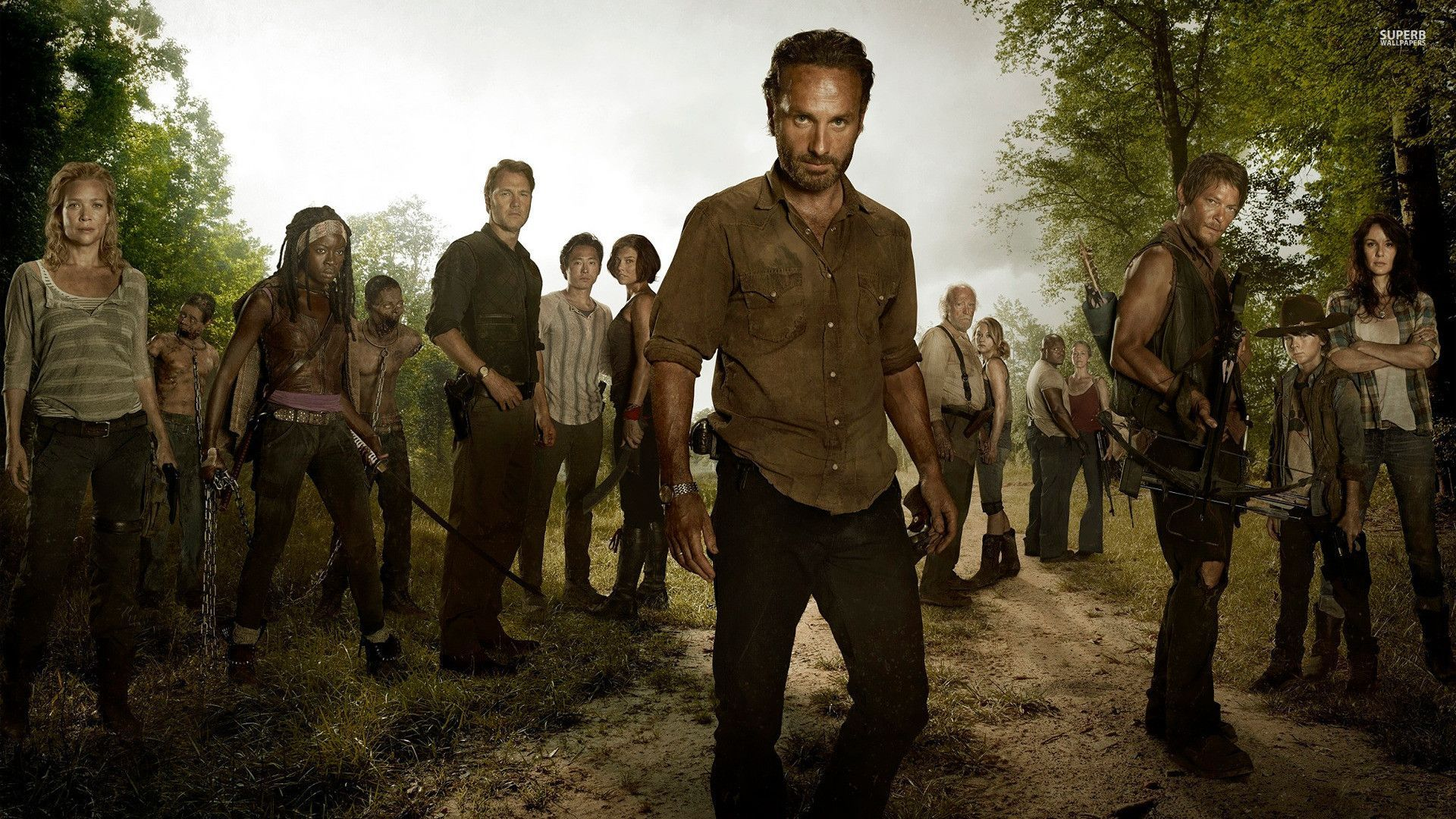The Walking Dead Wallpaper Hd Images Wallpapers