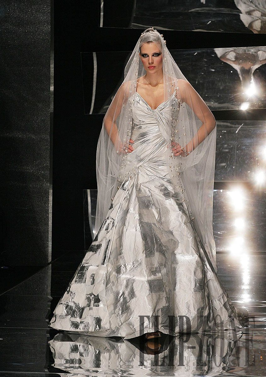 Abed Mahfouz Fall-winter 2005-2006 - Couture