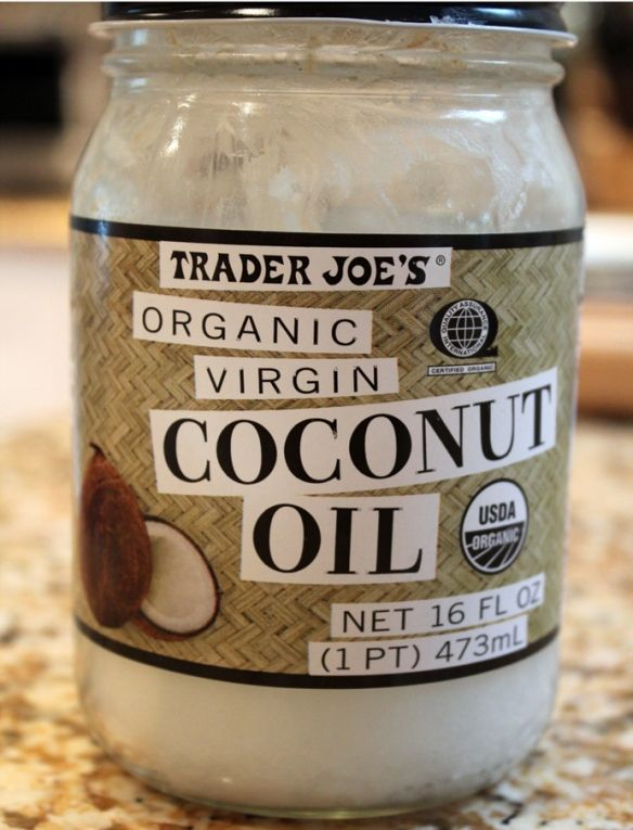 I am addicted to coconut oil.  So many health benefits.