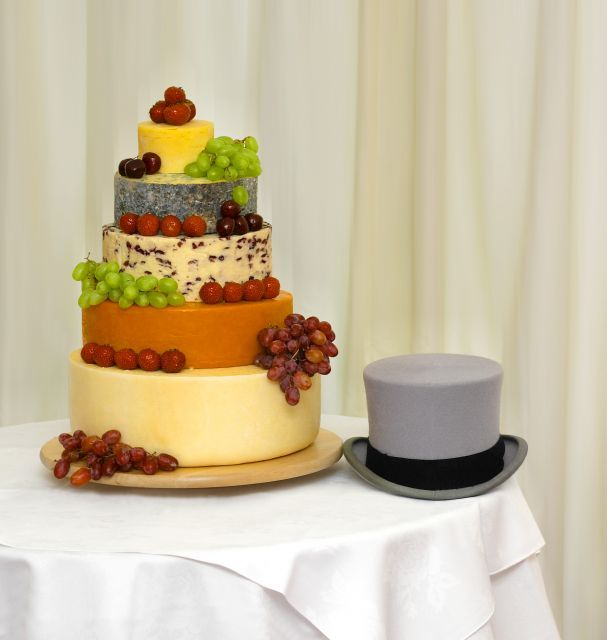 pork pie and cheese wedding cake lancashire unique cheese wedding cakes cheese wedding cake 18694