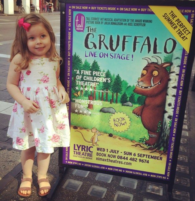 The Gruffalo Live – Review