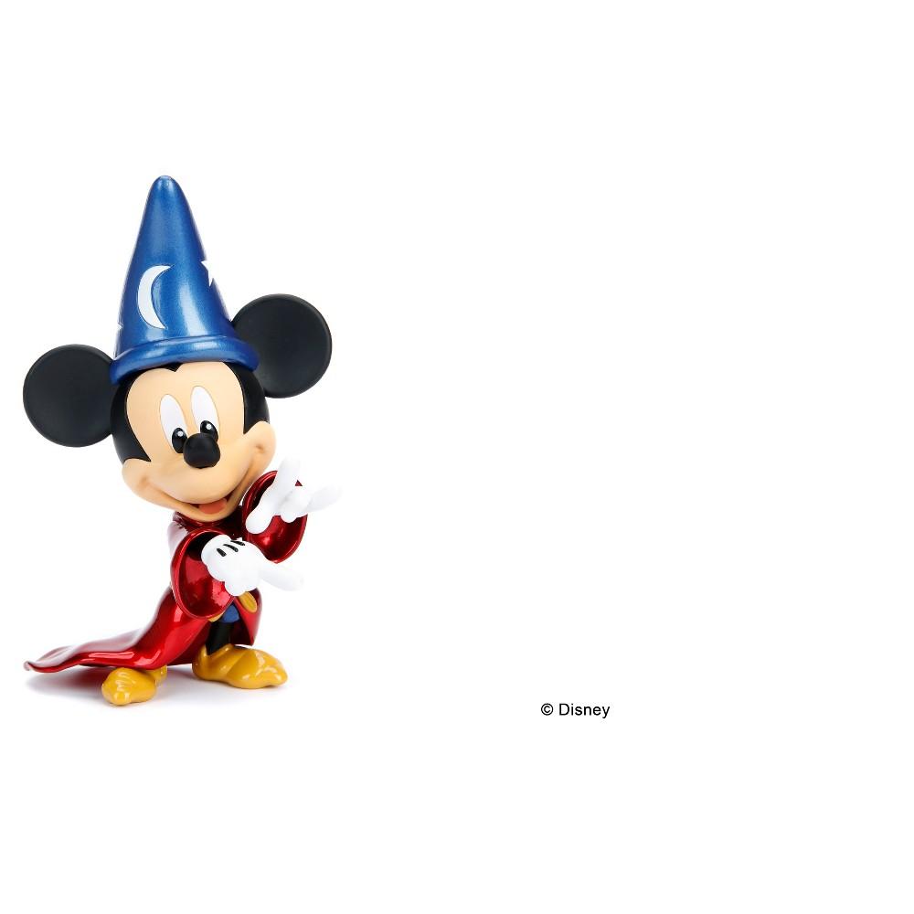"METALFIGS 6"" Disney Mickey Sorcerer Figure"