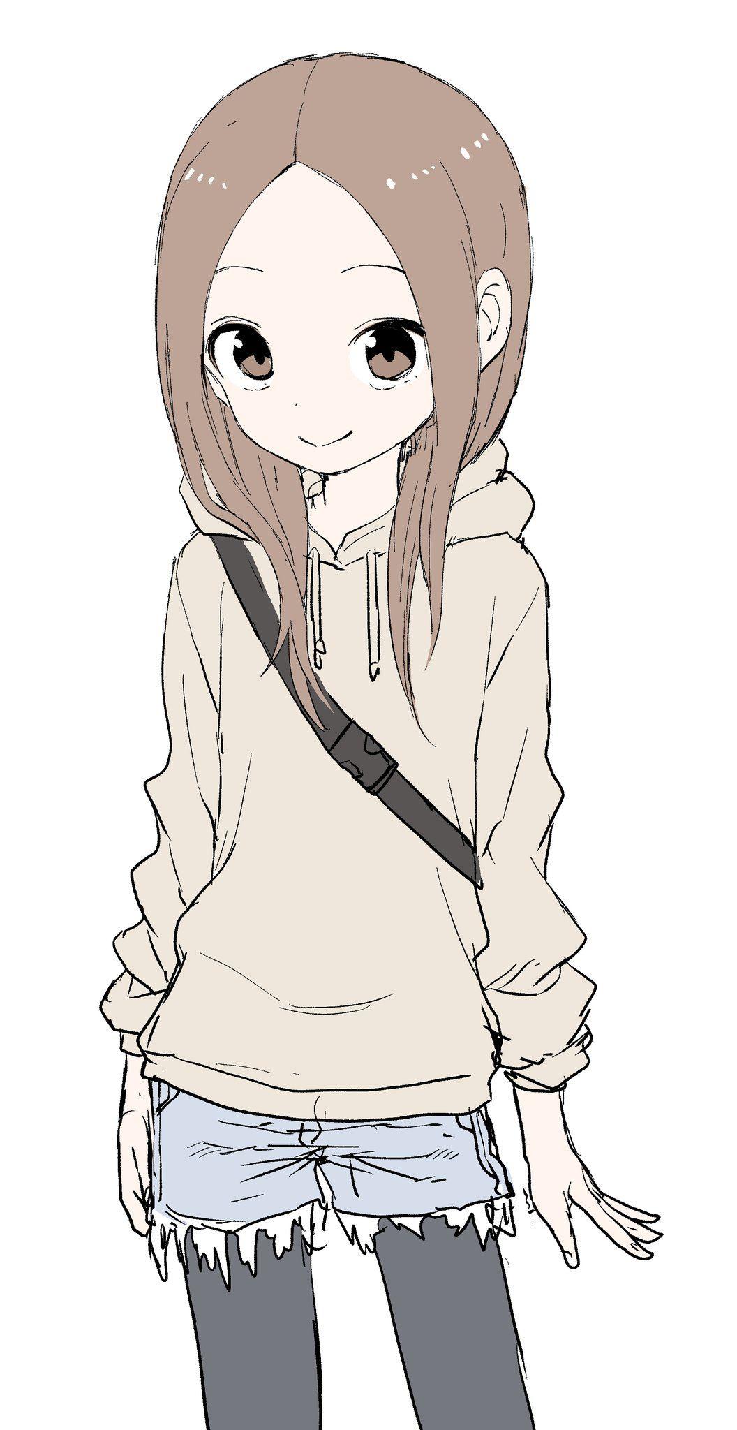 Pin de PROTOBee em 高木さん好き em 2020 Personagens de anime