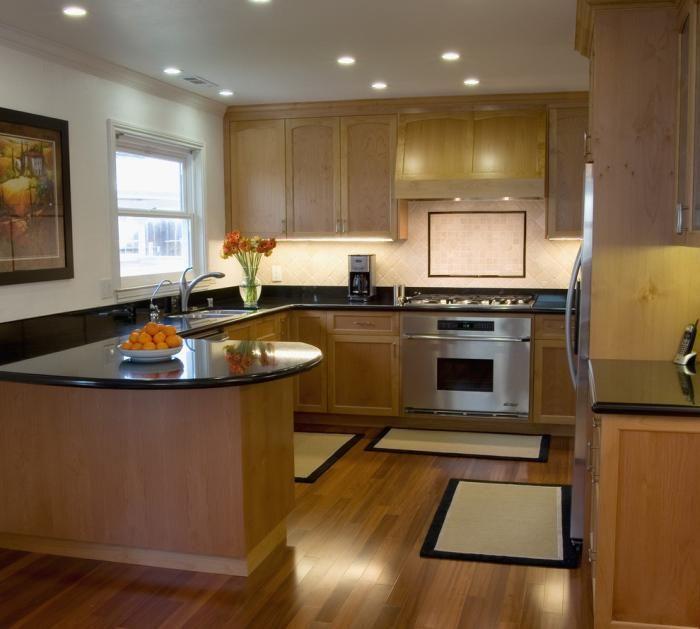 awesome u shaped kitchen with peninsula 4 g shaped kitchen design ideas kitchen layout on c kitchen design id=97676