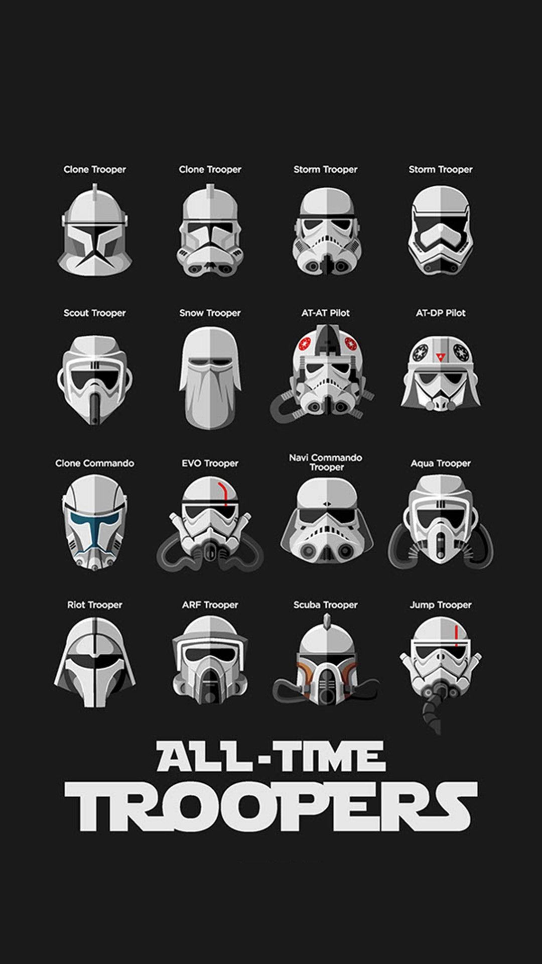 人気285位 All Time Troopers 画像あり トルーパー ダース