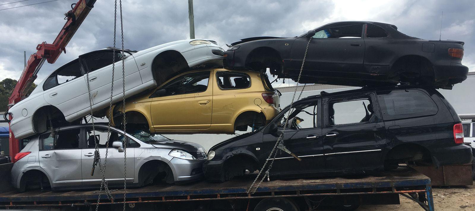 we scrap car is now offering a reliable Scrap Car service