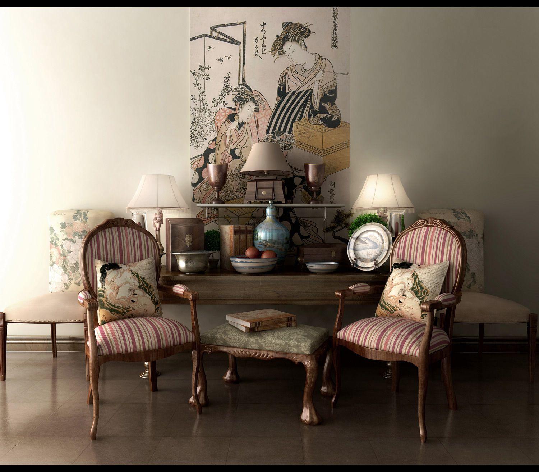Interior Three D Pinterest # Muebles Retro Baratos