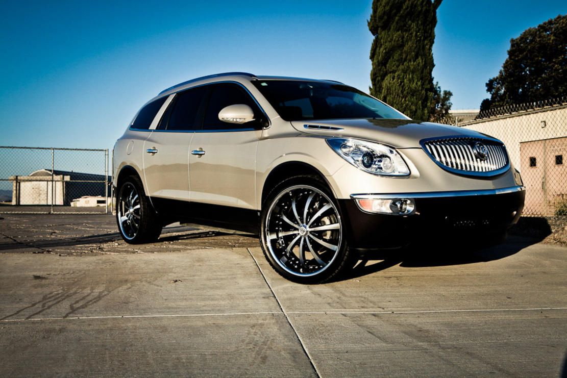 Lexani Custom Luxury Wheels Vehicle Gallery Buick Enclave Buick Car Wallpapers