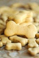 Photo of Homemade Peanut Butter Dog Treats