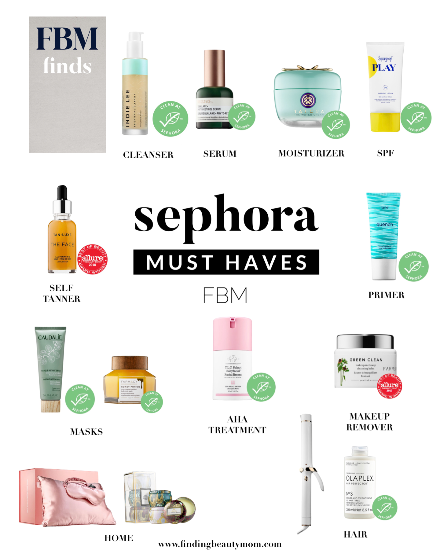 Must Haves From The Sephora Spring Beauty Event Finding Beauty Mom Sephora Skin Care Sephora Beauty Event