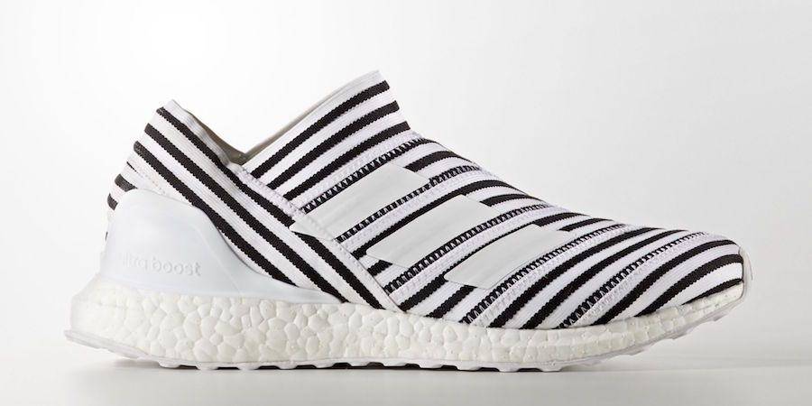 Release Info On adidas Nemeziz Tango 17+ 360 Agility Boost Zebra. Soccer  ShoesNike ...