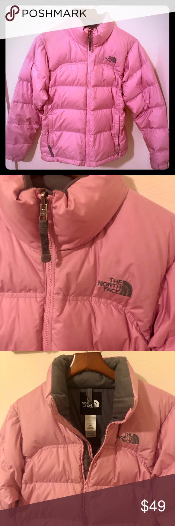 Pink Puffer Coat The North Face Goose Down Pink Puffer Coat Puffer Coat Down Puffer Coat [ 1740 x 580 Pixel ]