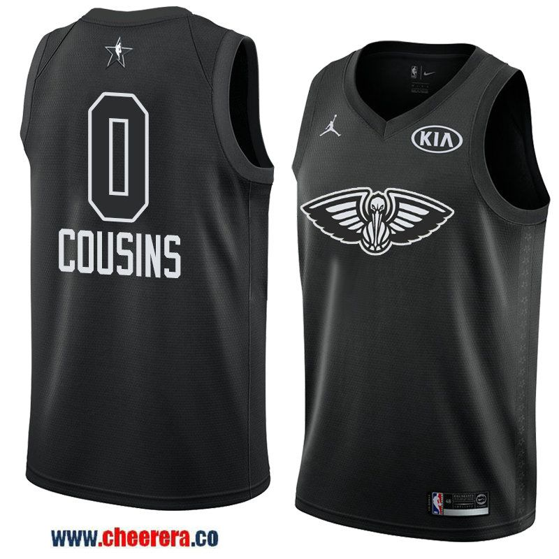 daeca3662 men s eastern conference new orleans pelicans  0 demarcus cousins black  2018 nba all-star jersey (2)