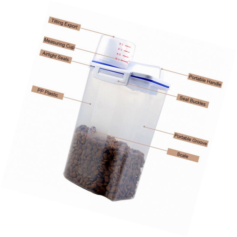 Dog Dry Food Storage
