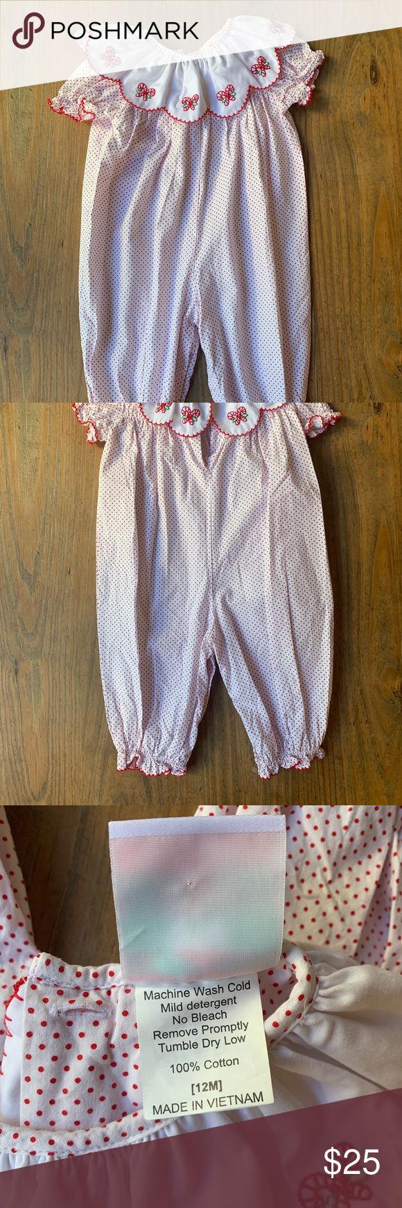 Shrimp and Grits Girls Christmas Romper Adorable 12 month Girls Christmas Romper - Fits generously. Worn and washed twice. Absolutely no stains or imperfections to fabric. One Pieces Bodysuits #shrimpandgrits Shrimp and Grits Girls Christmas Romper Adorable 12 month Girls Christmas Romper - Fits generously. Worn and washed twice. Absolutely no stains or imperfections to fabric. One Pieces Bodysuits #shrimpandgrits Shrimp and Grits Girls Christmas Romper Adorable 12 month Girls Christmas Romper - #shrimpandgrits