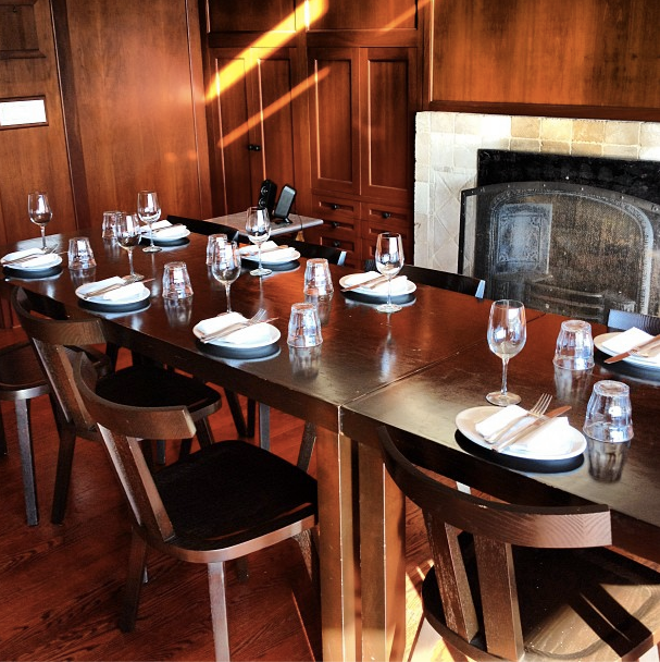 Private Dining Room. Santa MonicaDining Rooms