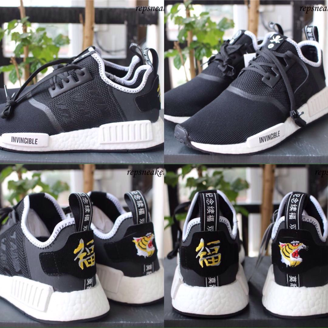 the latest a6028 e2198 Adidas NMD R1 X INVINCIBLE x NEIGHBORHOOD Contact me: Email ...