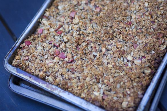 Green Kitchen Stories » Crabapple Crumble Pie                              …