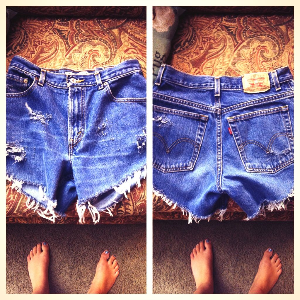 i like them because they are high waist shorts. You can put them every day. -amalia