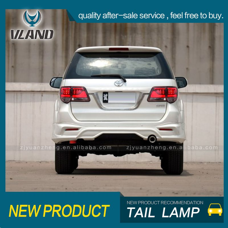 Old Upgraded New Tail Lamp For 2012 2015 Fortuner Tail Lights Carlamp Chinasupplier Headlightassembly Taillightassembly Headlamp Taillamp Autolampfactor