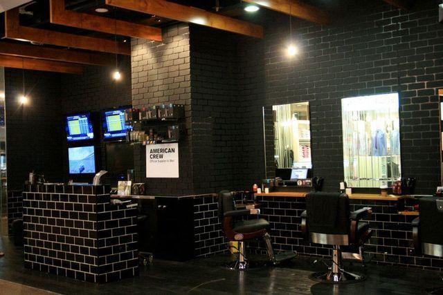 Rebecca Ryan Designs Fuel For Men Mid City Centre Sydney Barber Design Pinterest