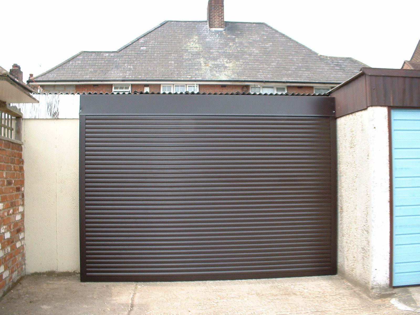 Roller Shutter Garage Door Brooklyn Electric Garage Door