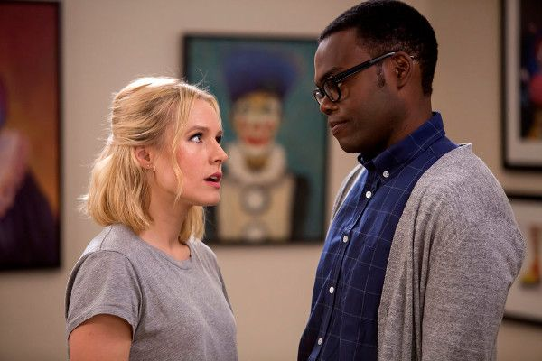 The Good Place' Interview: Kristen Bell and Ted Danson on