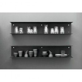 Vipp plank klein zwart, leuk voor de badkamer. | Ideeën voor het ...