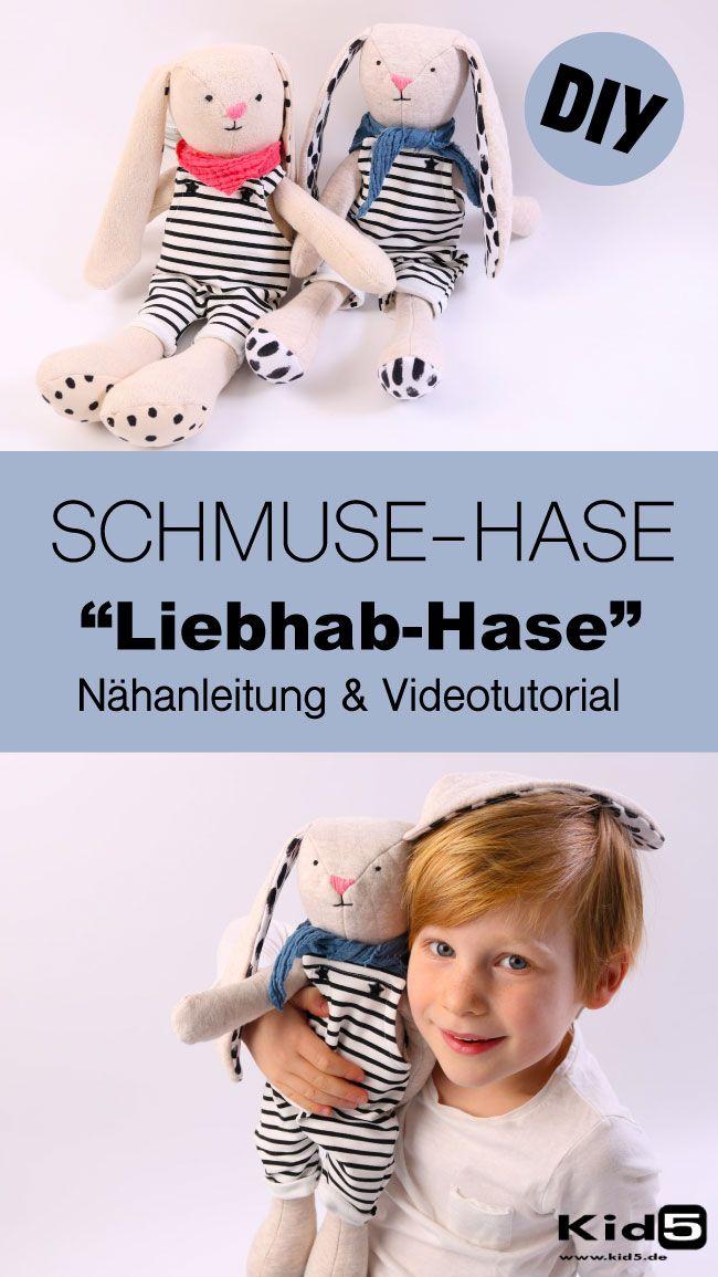 """Photo of Schnittmuster """"Liebhab-Hase"""" zum schmusen und kuscheln"""