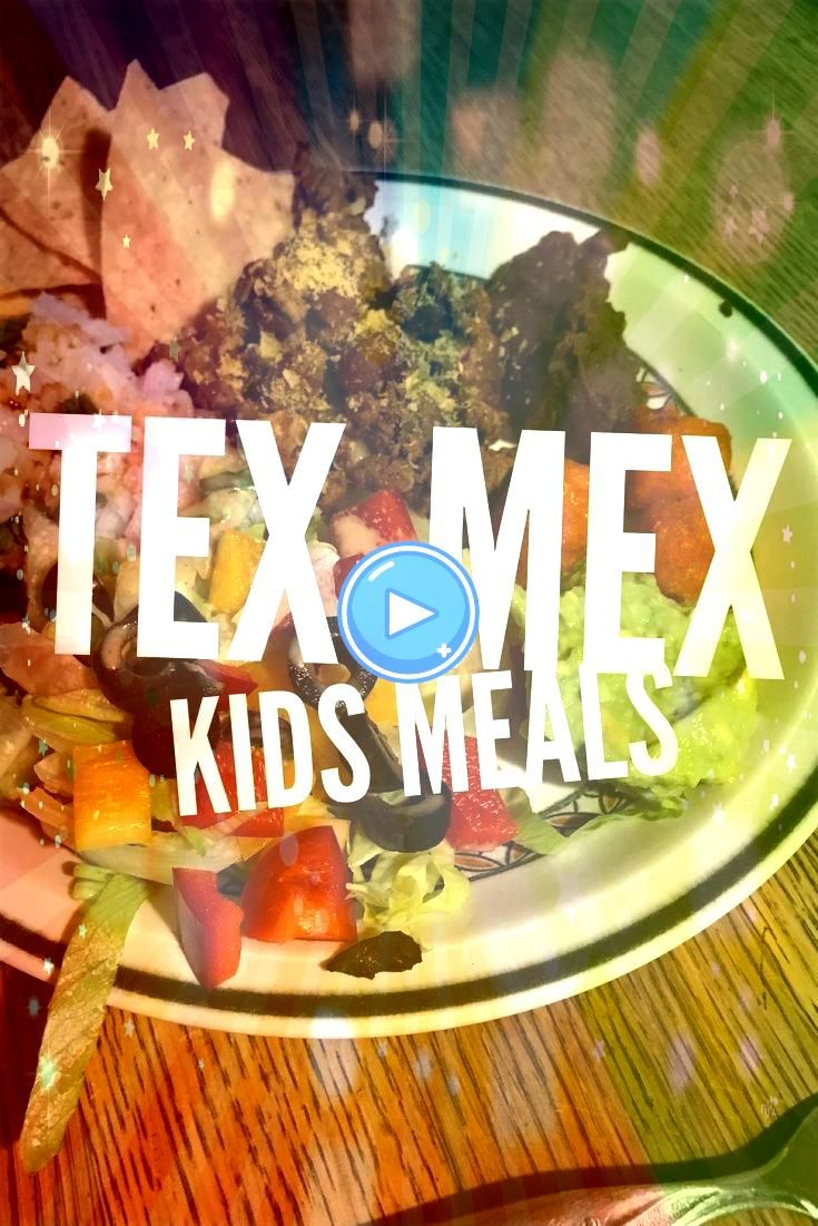 Food for Kids  Mamas Must Haves Here are some awesome ideas for texmex kids meals Whether youre having taco tuesday or need a quick snack idea here are some healthy ways...