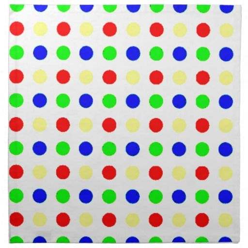 http://www.zazzle.co.uk/colored_polka_dots_cloth_napkin-185028774468379807?rf=238703308182705739&CMPN=zBookmarkletColored Polka Dots Cloth Napkin