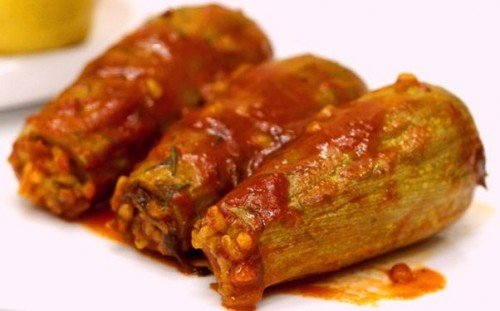 كوسا محشي بالدجاج المفروم وصفة جديدة طريقة Recipe Recipes Food Beef