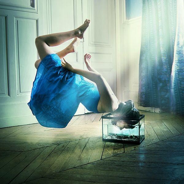 Abysses, photographie de Julie De Waroquier
