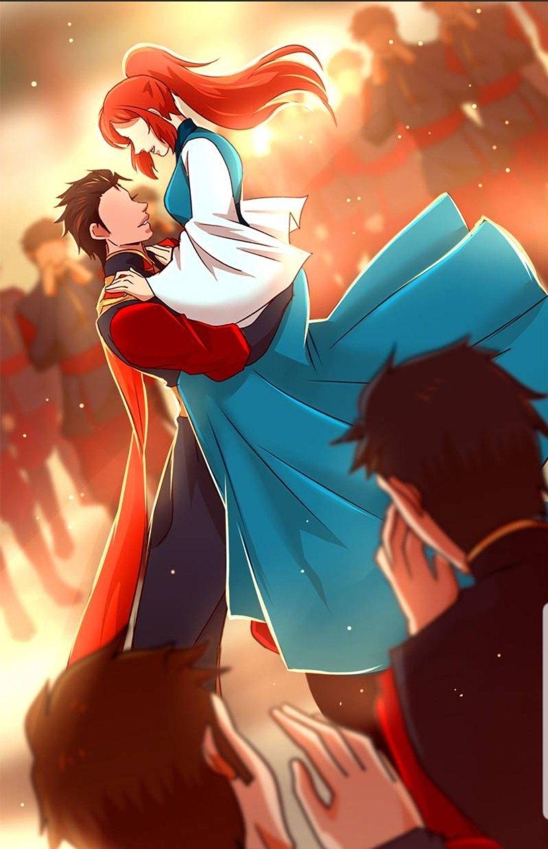 My ship is sailing Kyroxclover I love yoo webtoon, Anime